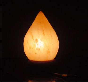 new salt lamp samle